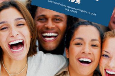 Offerta Estate Luglio-Agosto iSCONTO 10%