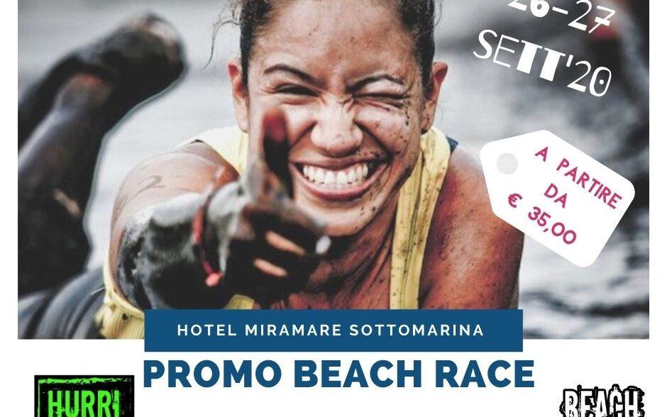 BEACH RACE SOTTOMARINA